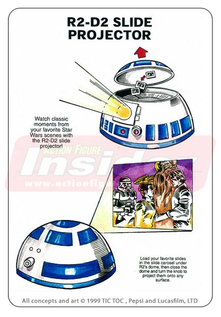 R2-projector
